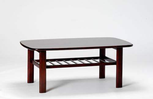 hjørnebord med hylde