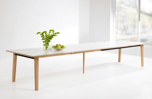 spisebord udtræk GreenFurniture   Spiseborde spisebord udtræk